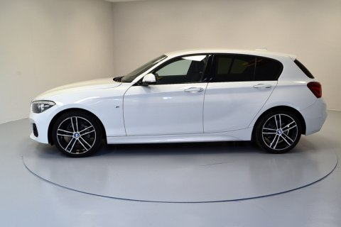 Bmw 116d M-Sport shadow