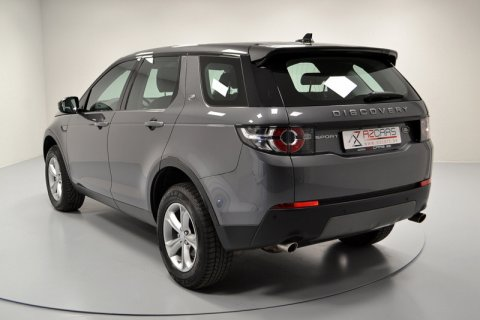 Land Rover Disco Sport