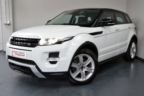 Land Rover Evoque 2.2 TD4 Dynamic