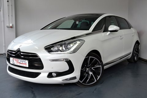 Citroen DS5 1.6HDI SO-CHIC