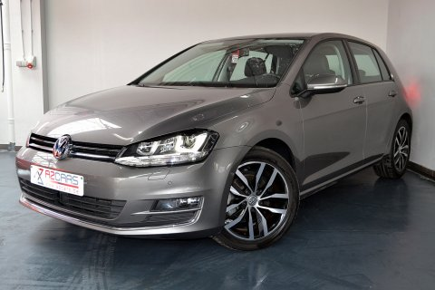 VW Golf 1.6 Tdi DSG Highline