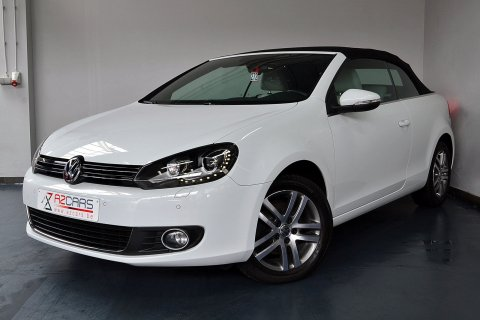VW Golf Cabrio 1.6 TDI