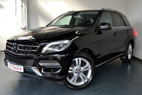 Mercedes ML250CDI 4MATIC