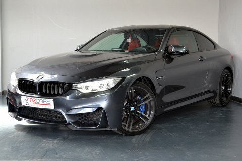 Bmw M4 COUPE DKG