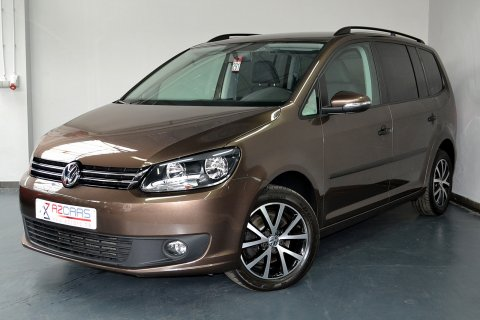 VW TOURAN 1.6 TDI 7 PLACES