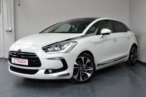 Citroen DS5 2.0HDI Sport Chic