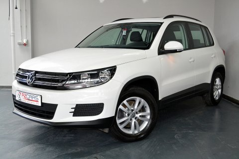 VW Tiguan 2.0TDI 4Motion