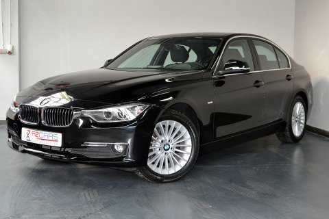 Bmw 318da Luxury