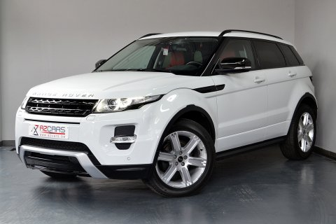 Land Rover Evoque 4WD