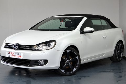 VW Golf 1.6TDI Cabrio