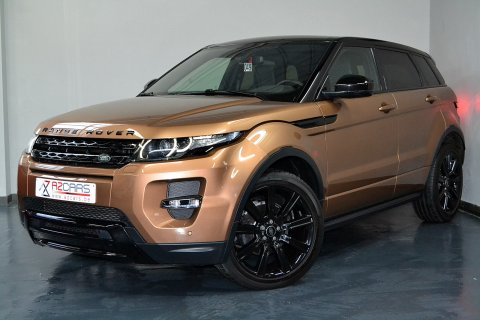 Land Rover Evoque 4WD Dynamic