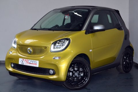 Smart Fortwo Passion Plus