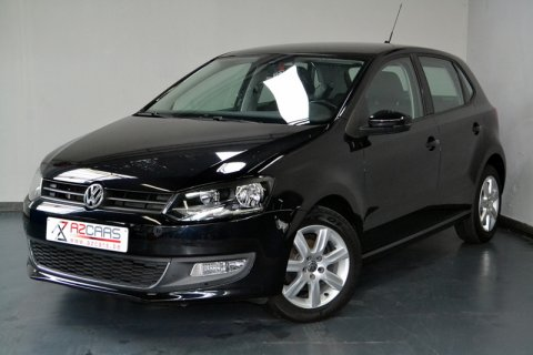 VW Polo 1.6 Tdi Highline