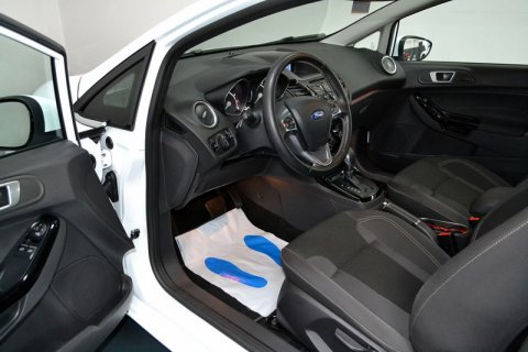 Ford Fiesta 1.0 Ecoboost Auto