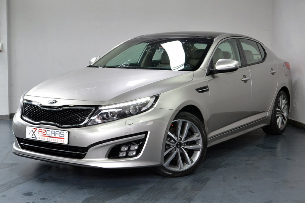 Kia Optima 1.7 CRDI Executive
