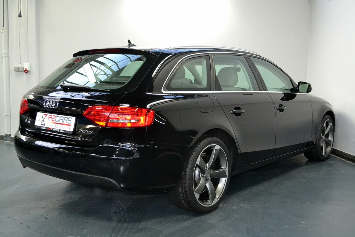 audi a4 avant az cars. Black Bedroom Furniture Sets. Home Design Ideas