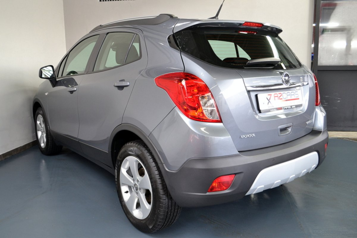 Opel mokka 1 7 cdti az cars for Interieur opel mokka