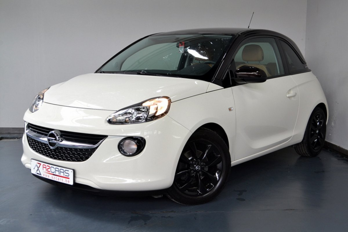opel adam 1 4i unlimited